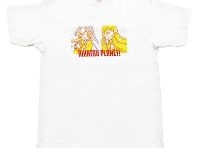 Tシャツ アイカツプラネット!|アイカツ!シリーズ × TOWER RECORDS